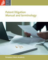 Patent litigation - manual and terminology